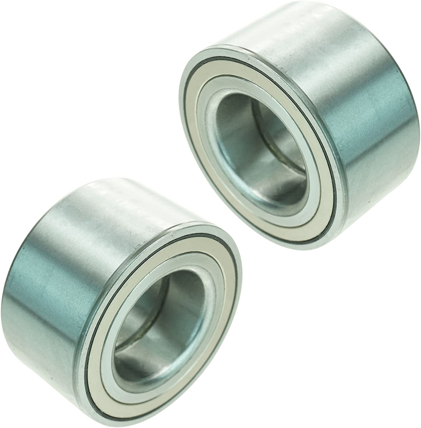 Toyota Pontiac Lincoln Lexus QJZ 2-Pack//Pair Non-ABS 510063 Front Wheel Bearing for Ford Mazda