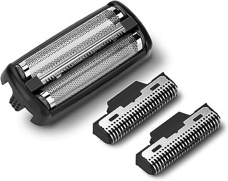 SURKER - Cuchilla de repuesto para afeitadora eléctrica: Amazon ...