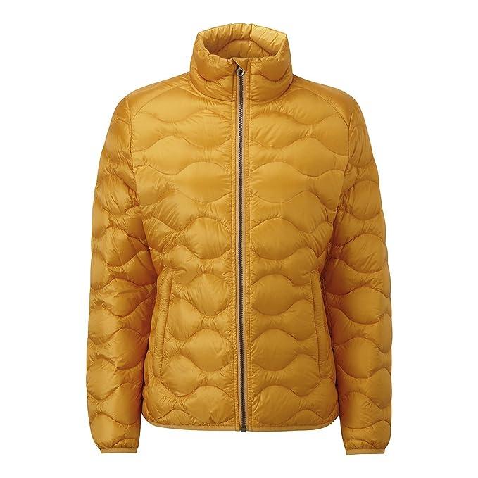 GOT7 TOG 24 - Abrigo Impermeable - Chaqueta - para Mujer Amarillo Amarillo 40: Amazon.es: Ropa y accesorios