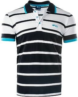 da5e6246553fac AquaWave Poloshirt Polohemd Für Herren Kurzarm - Gestreift - Perfektes Shirt  Für Den Sommer - Remiro