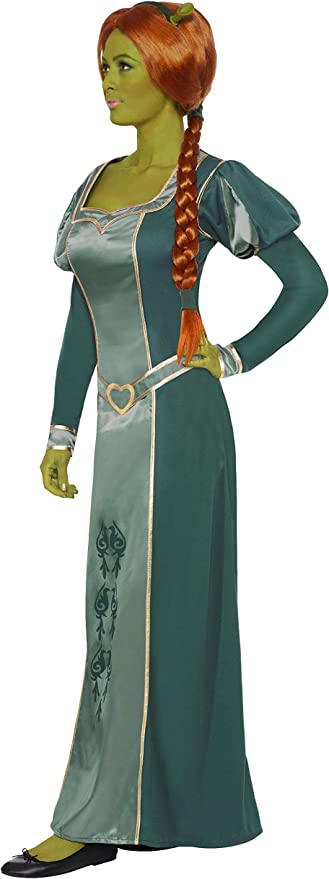 Smiffys - Disfraz de Fiona para mujer, talla UK 16-18 (39452L ...
