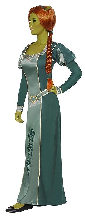 Smiffys - Disfraz de Fiona para mujer, talla UK 16-18 (39452L): Amazon.es: Juguetes y juegos