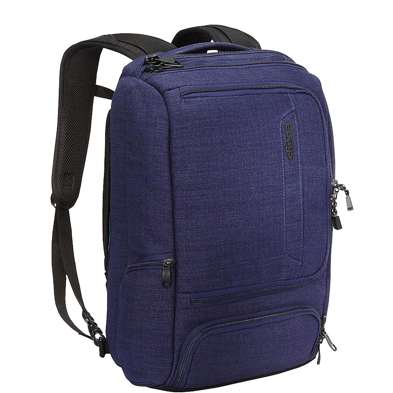 ebags professional slim laptop backpack brushed