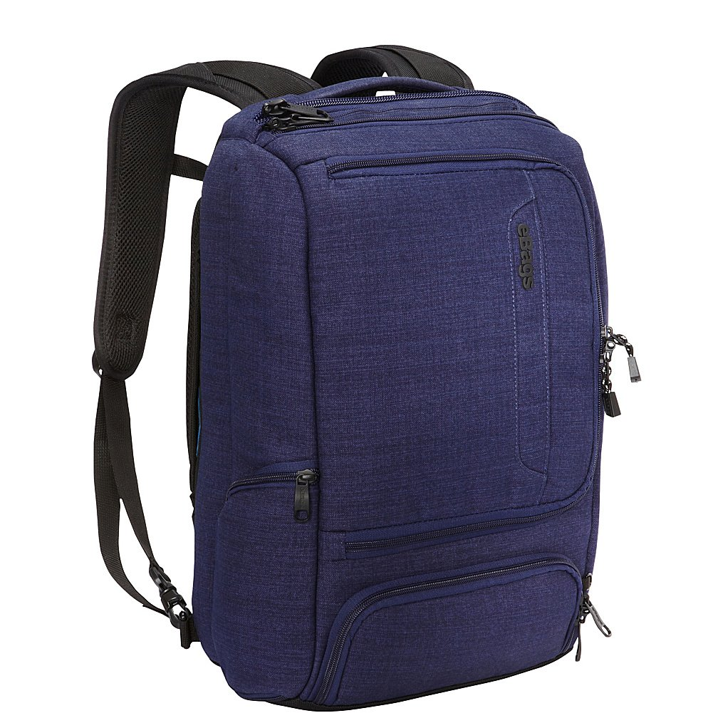 eBags Professional Slim Laptop Backpack (Brushed Indigo)
