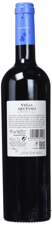 Viñas Del Vero Cabernet Sauvignon Colección Vino D.O. Somontano - 750 ml: Amazon.es: Amazon Pantry