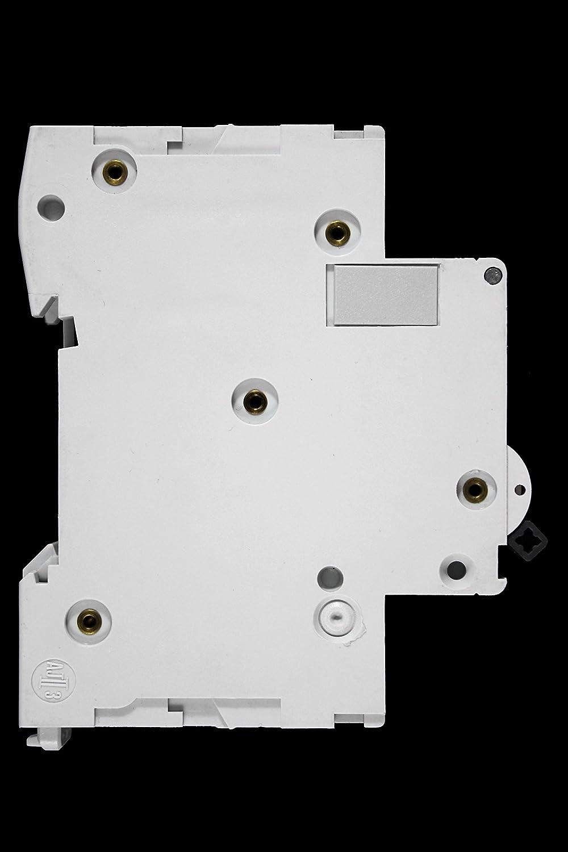 Merlin Gerin 40/amp Type C 10/KA MCB interruttore magnetotermico 25649/C60HC MULTI9