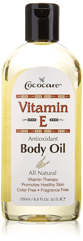 Coco Care Vitamin E Body Oil 8.5-Ounce 04800