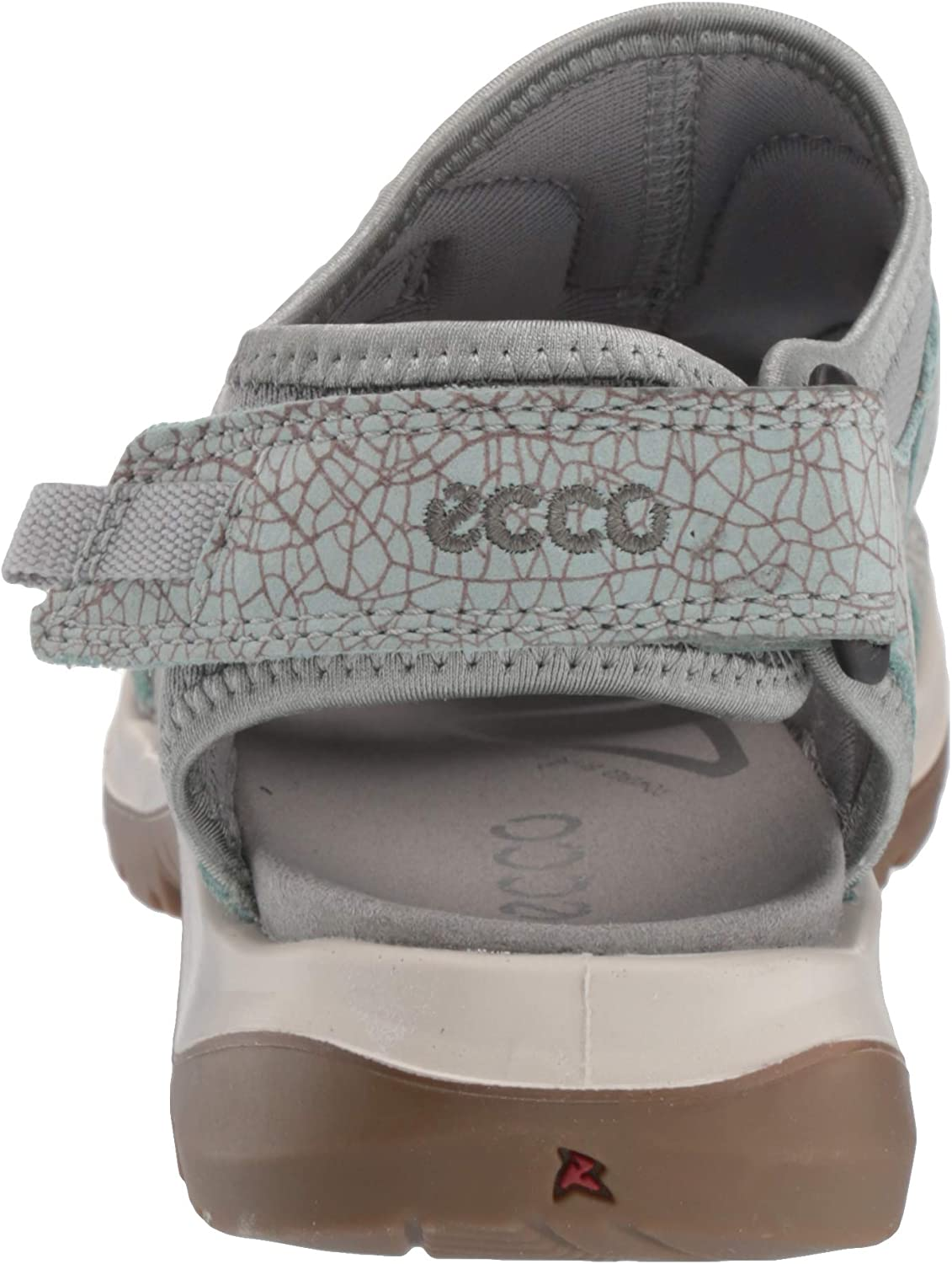 ECCO Offroad, Chaussures de Fitness Femme Gris Ice Flower Cocoa Brown 51341