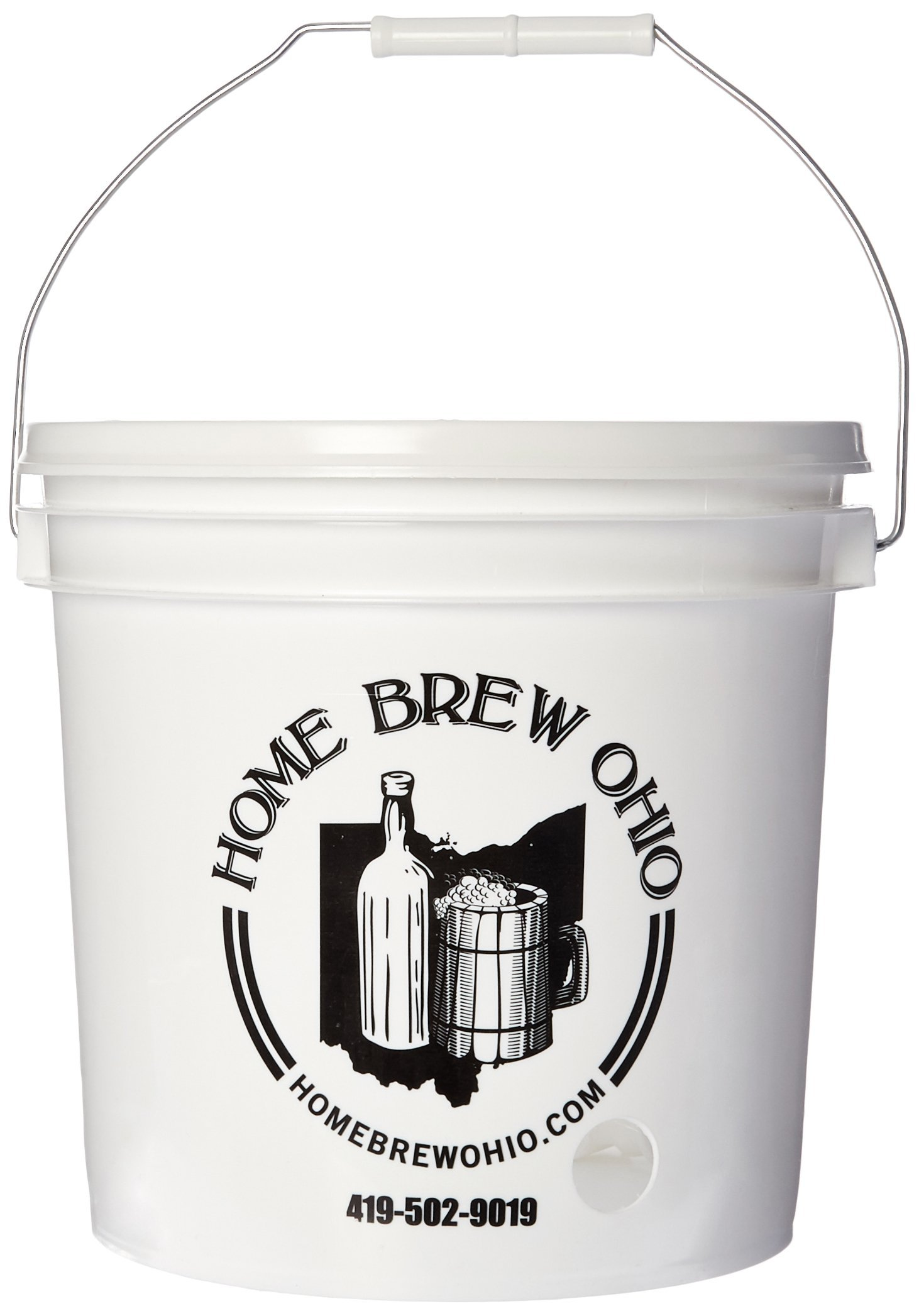 Home Brew Ohio 2 gallon Party Bucket Dispenser