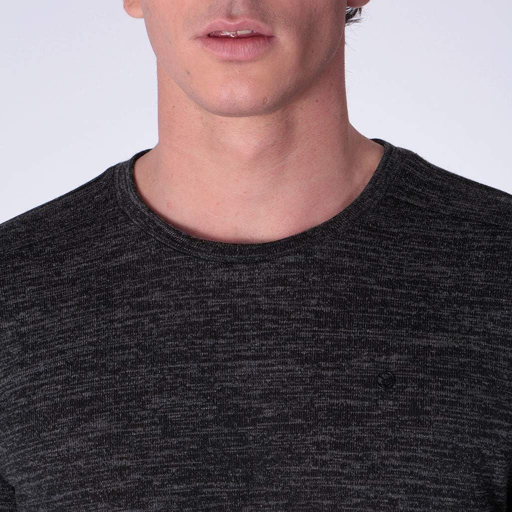 Kaporal Homme T-Shirt /à Manches Longues Noz