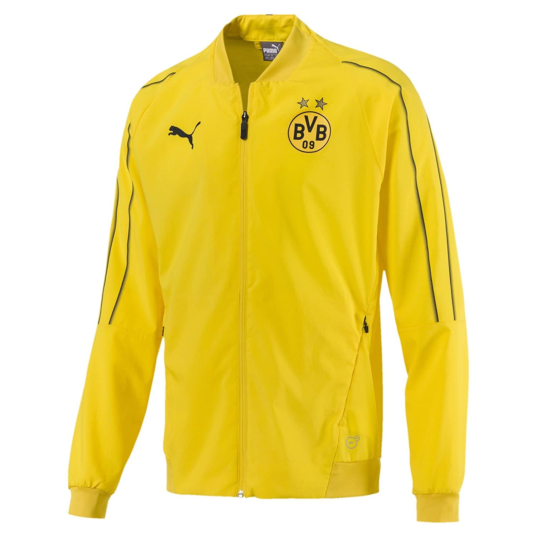 【お気に入り】 2018-2019 Borussia Dortmund Borussia B07FHP96LL Puma Leisure Jacket (Yellow) XXL B07FHP96LL XXL Adults|Yellow Yellow XXL Adults, くすりの福太郎:c2dbdeeb --- svecha37.ru
