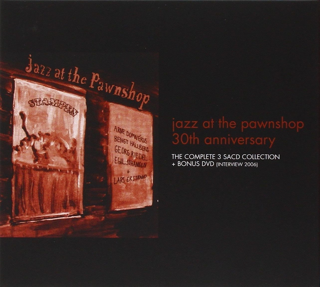 various artists jazz at the pawnshop 30th anniversary edition