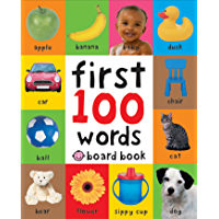 First 100 Words: A Padded Board Book