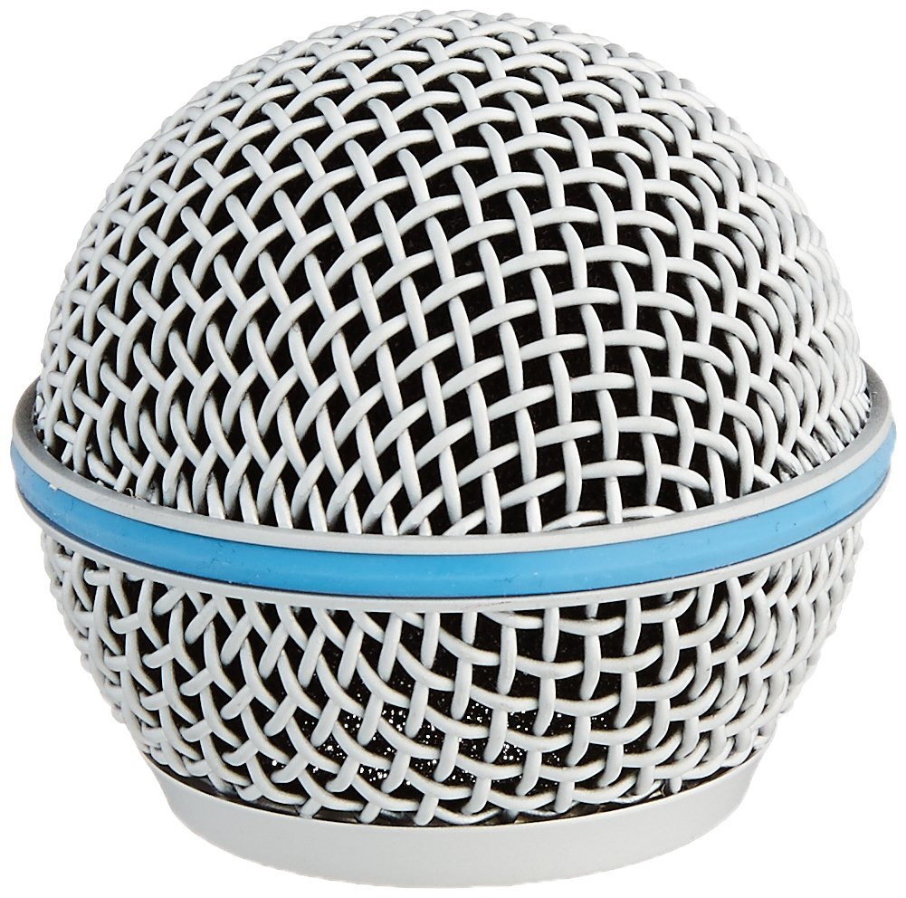 Shure RK265G Grille for Wired and Wireless BETA 58A, BETA 58M and BETA 58MR (Matte) by Shure