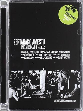 Zertarako Amestu [DVD]: Amazon.es: Berri Txarrak: Cine y ...