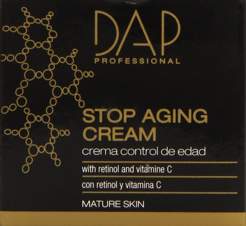 Crema Antiedad DAP - Crema Control de Edad Para Piel Madura - 50 ml: Amazon.es: Belleza