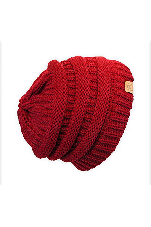 BASICO HAT メンズ B07734FQCW レッド(Scarlet Red) レッド(Scarlet Red)