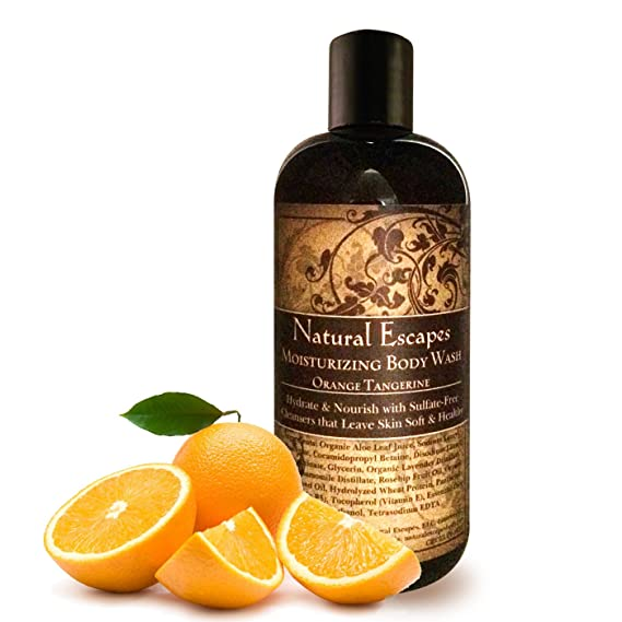 Natural Escapes Organic Moisturizing Body Wash