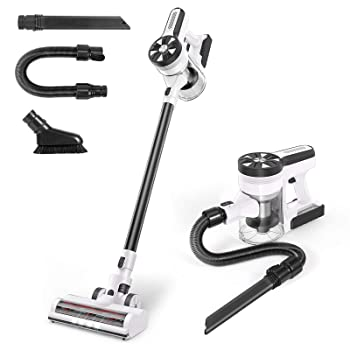 MOOSOO M24 Cordless Vacuum Cleaner