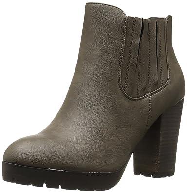 70ba6cd74f5 Madden Girl Women's Mazziee Ankle Bootie