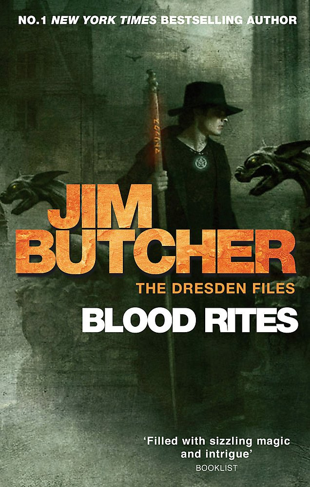order of the dresden files