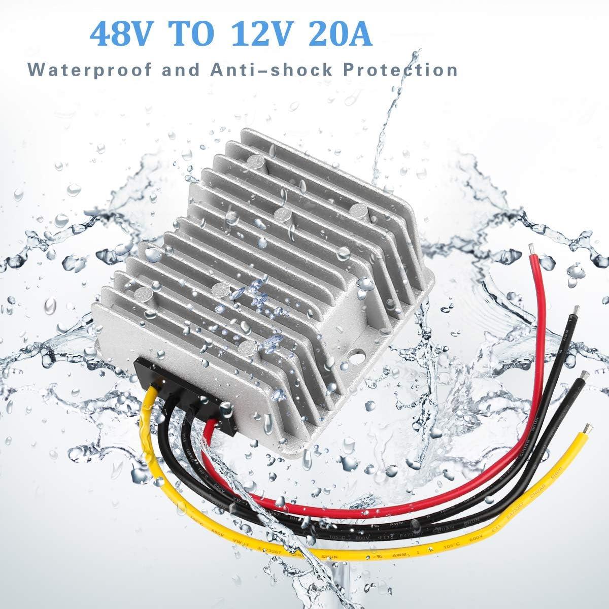 48v To 12v Converter Wiring Diagram: 36 Volt Ezgo Wiring Diagram E 301