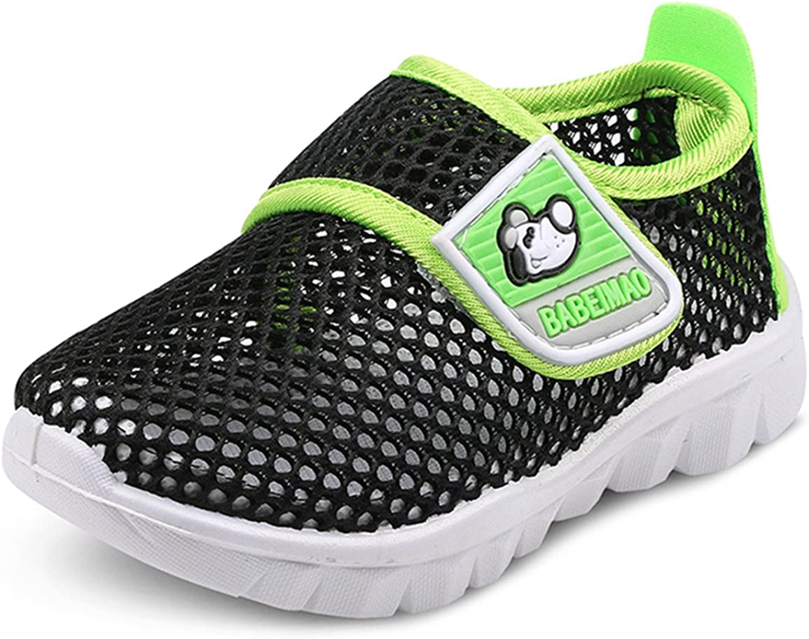 DADAWEN Babys Boys Girls Water Shoes Breathable Mesh Running Sneakers Sandals for Beach Swimming Pool