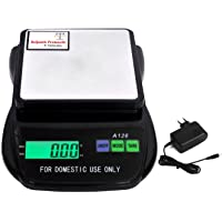 Baijnath Premnath up to 10 Kilogram Accuracy 1 Gram Stylish Compact Kitchen Weight Weighting Scale Useful for Offices and Domestic Purposes, Adapter Included Digital Weighing Scale {for research}