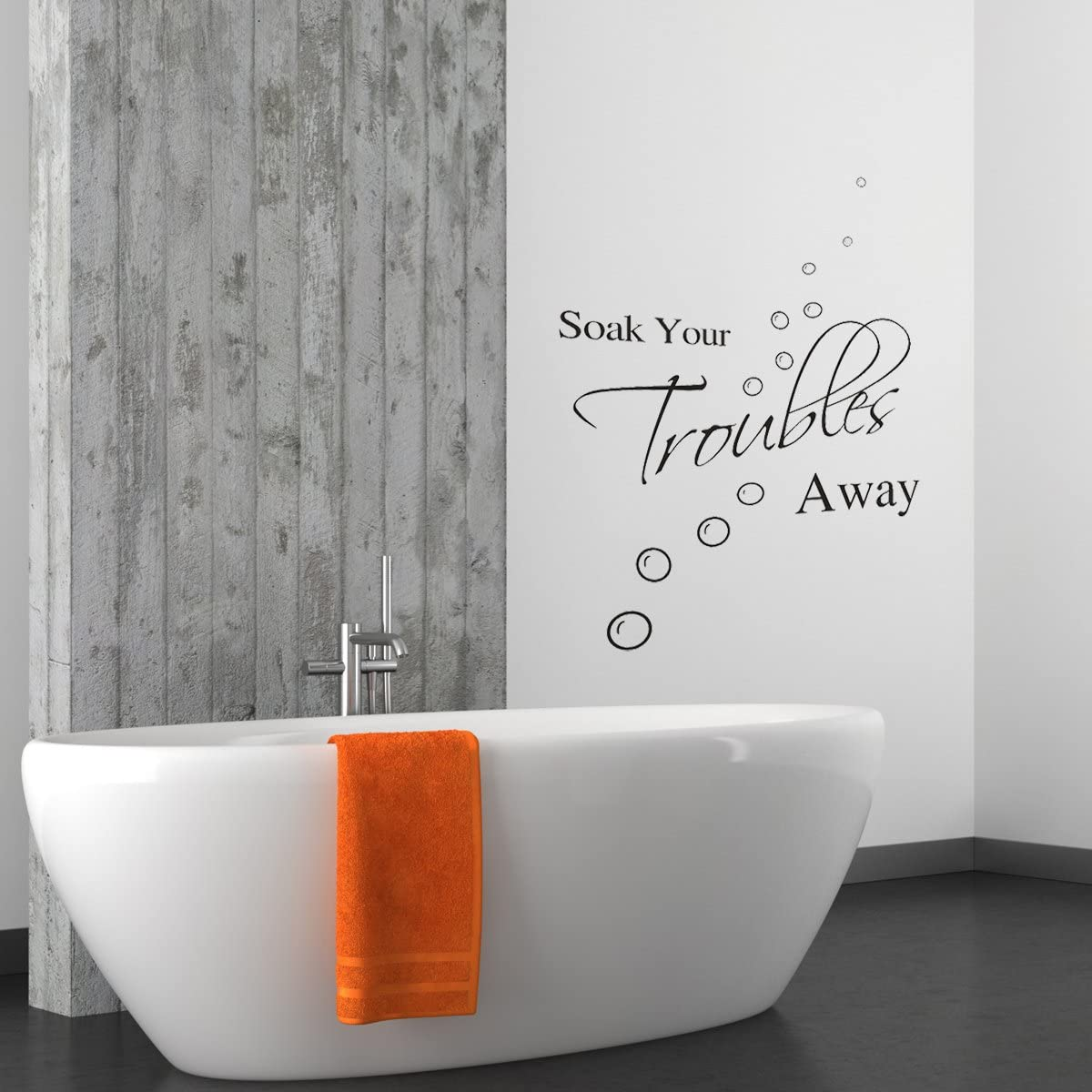 Lchen Always Forever Wall Sticker Removable Home Decal