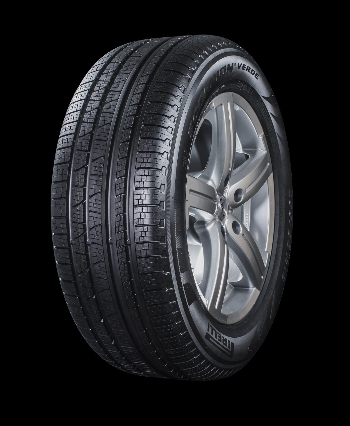 Pirelli SCORPION VERDE Season Plus Touring Radial Tire - 235/55R19 105V