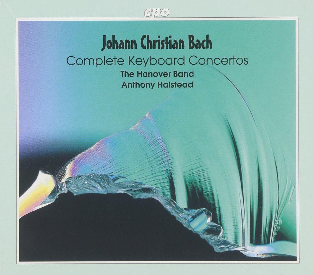 Amazon | J.C.バッハ:鍵盤協奏曲...