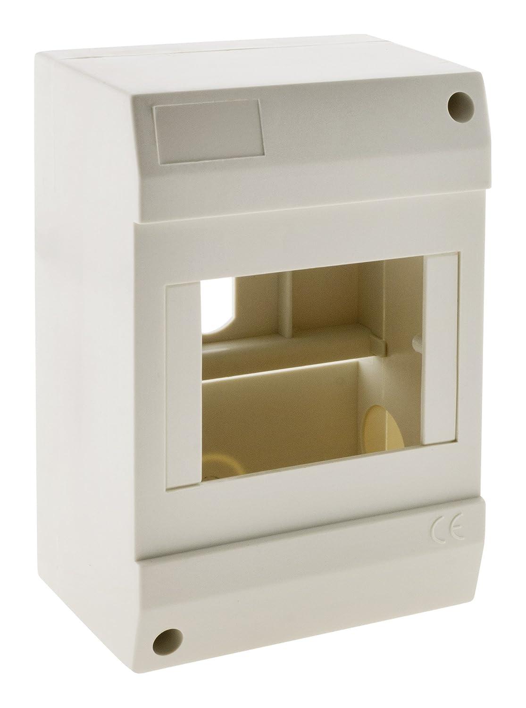 Coffret 26 modules blanc /à /équiper avec accessoires