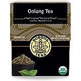 Organic Oolong Tea - Kosher, Contains Caffeine, GMO-Free - 18 Bleach-Free Tea Bags