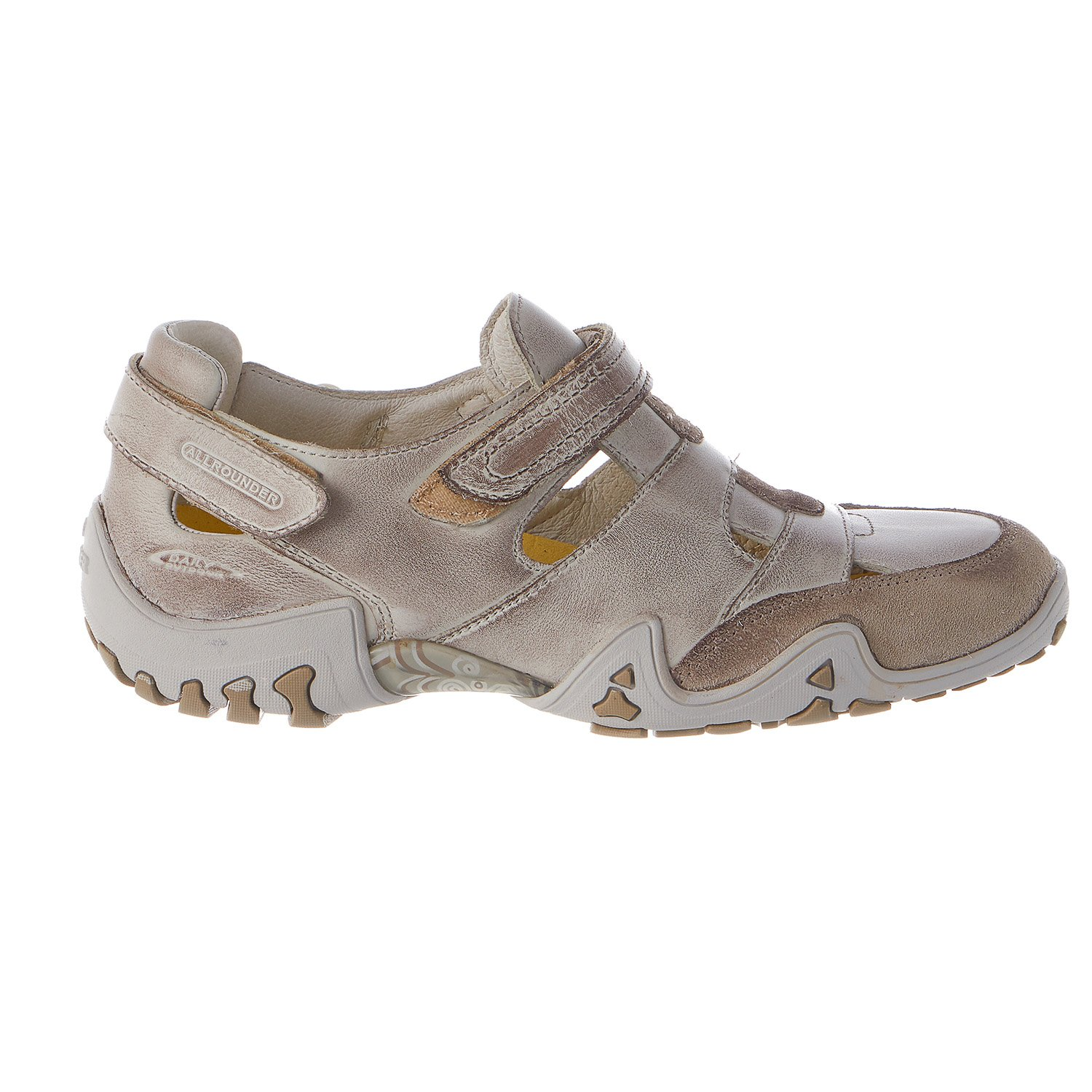 Allrounder by Mephisto Firelli - Sabbia Dye Washed - Womens - 8