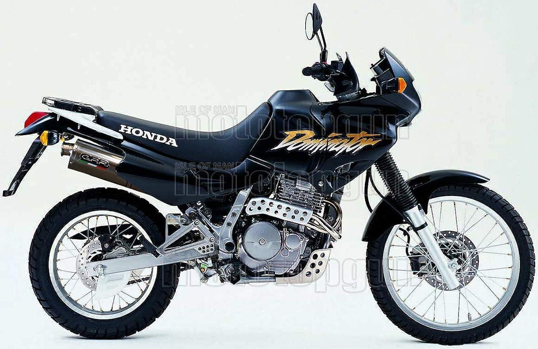 GPR SCARICO SEMICOMPLETO HOM TRIOVAL HONDA DOMINATOR NX 650 1992 92 1993 93