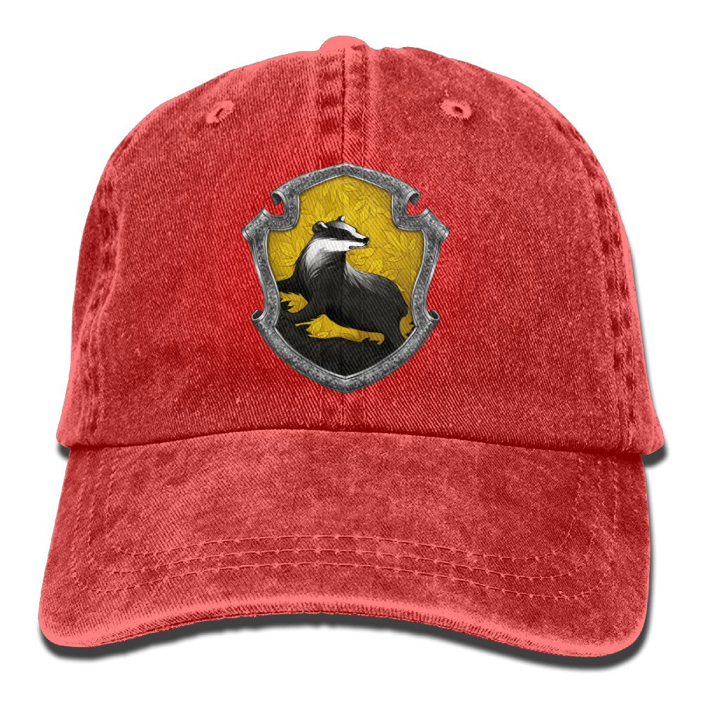 Outta Hufflepuff Adult Fashion COWBOY HAT