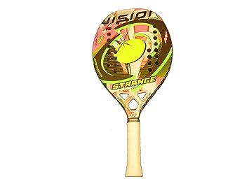 Raqueta Beach Tenis Vision Strange 2017: Amazon.es: Deportes ...