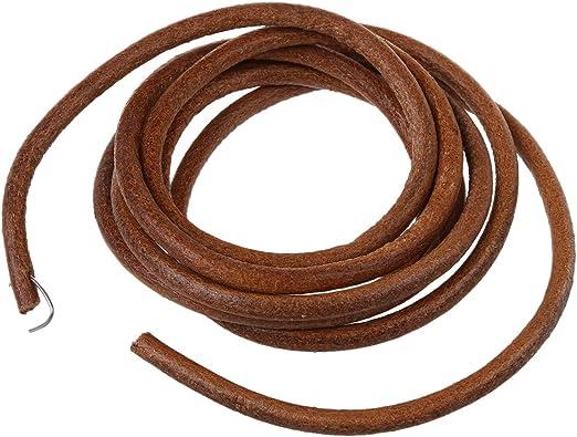 BKAUK 72 - Correa de Piel para máquina de Coser (72 Piezas, 183 cm): Amazon.es: Hogar
