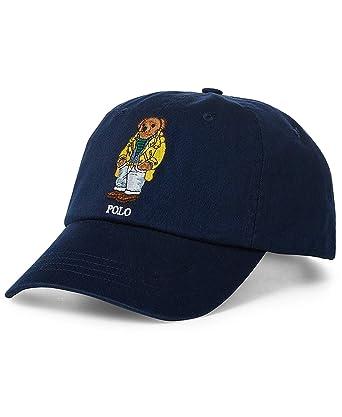 Polo Ralph Lauren - Gorra de béisbol para Hombre (Ajustable ...
