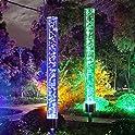 2-Piece CGN Garden Solar Bubble Lights