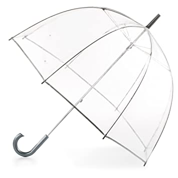 0b734f625 Image Unavailable. Image not available for. Color: totes Women's Clear  Bubble Umbrella
