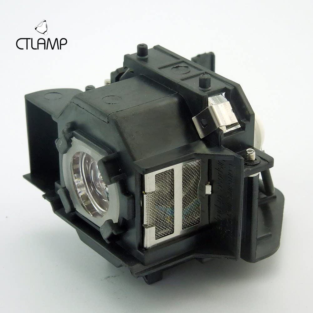 Replacement Projector lamp ELPLP34 EMP 82C EMP 63 V13H010L34 for Epson EMP 62 EMP 82 EMP 76C EMP 62C EMP X3 PROJECTORs