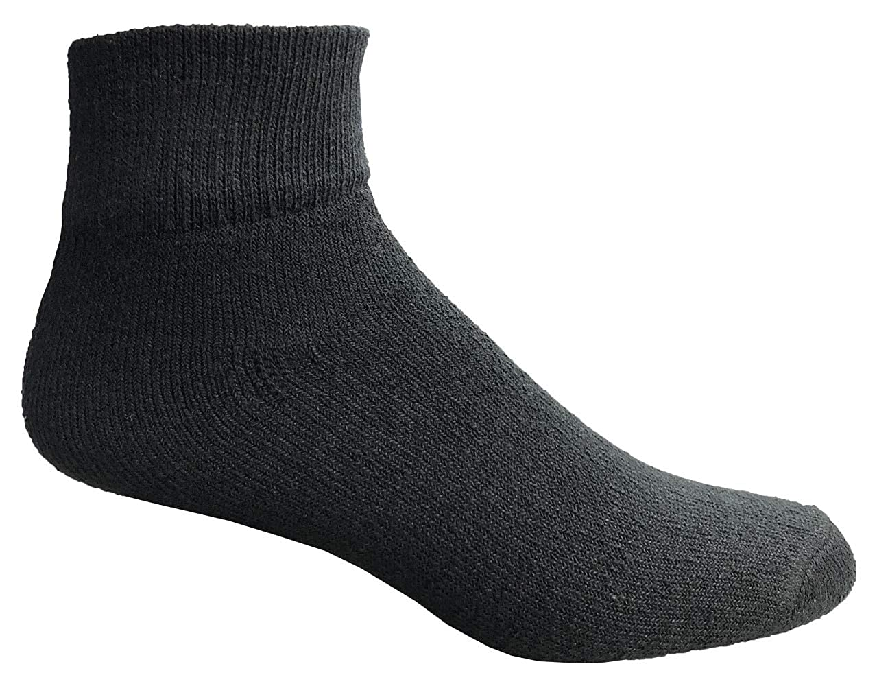 Yacht /& Smith Mens /& Womens Ankle Wholesale Bulk Pack Athletic Sports Socks by SOCKSNBULK