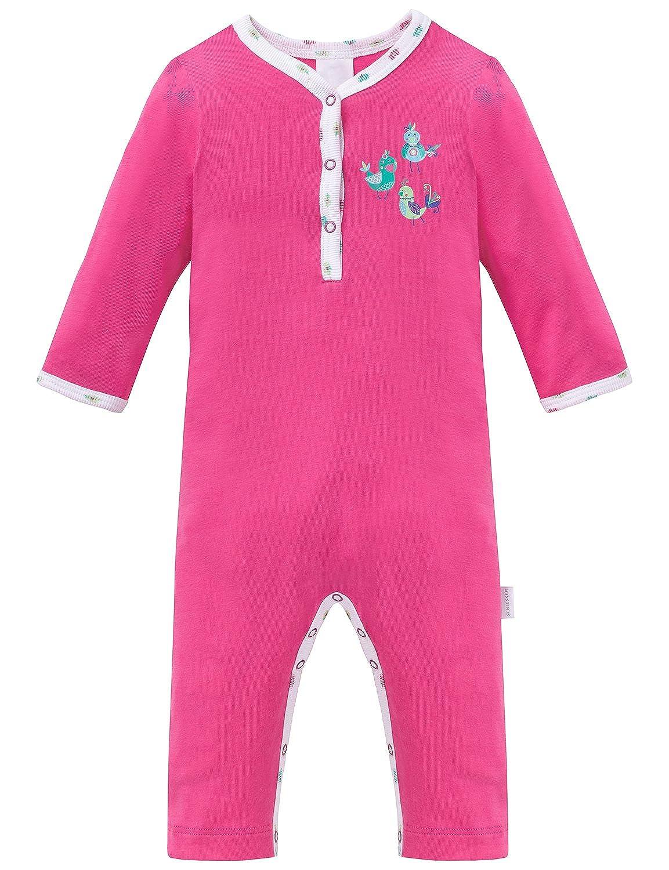 Schiesser Mädchen Zweiteiliger Schlafanzug Baby Anzug Ohne Fuß 156590