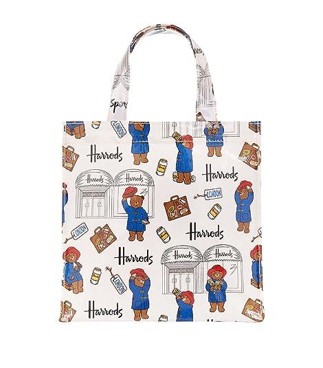 Harrods 5594456 - Bolsa para la compra (tamaño pequeño ...