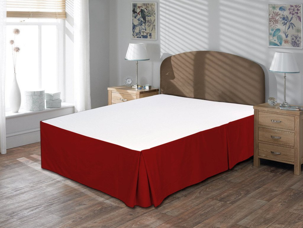700 thread-count 1pc bed-skirt 16