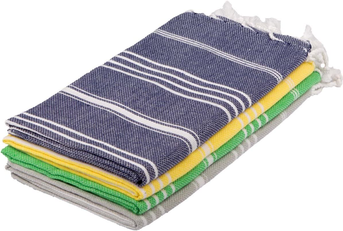 Clotho Turkish Hand Towel Set