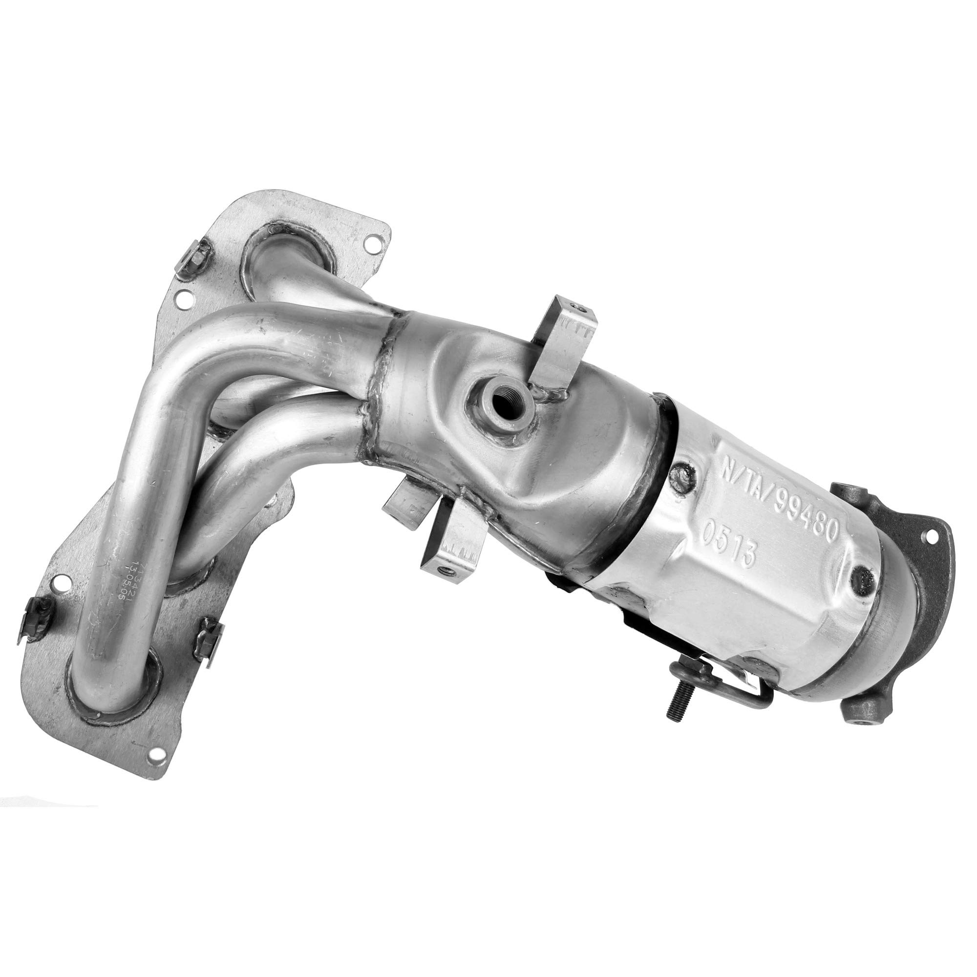 Walker Exhaust Ultra EPA 16384 Catalytic Converter with Integrated Exhaust Manifold