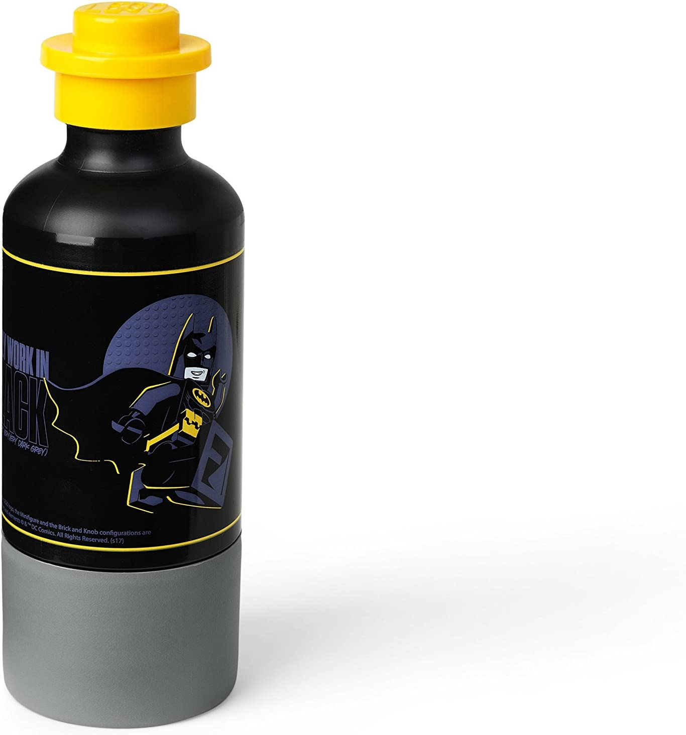 LEGO Batman Drinking Bottle Black
