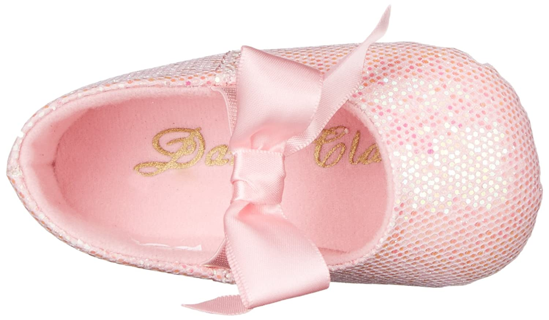 Dance Class Sparkle Baby Ballet Flat Infant//Toddler//Little Kid